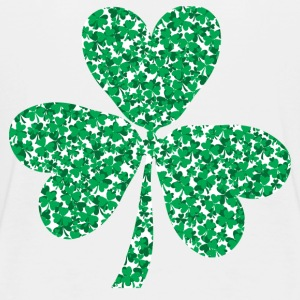 Irish Good Luck Clover - Kids' Premium T-Shirt