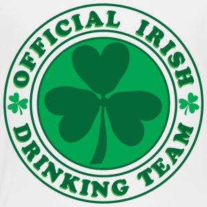 Official Irish Drinking Team - Kids' Premium T-Shirt