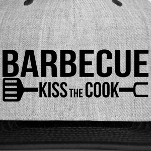 KISS THE COOK cap+tablier Sportswear - Snap-back Baseball Cap
