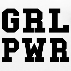 GRL PWR Tanks - Women's Premium Tank Top