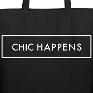 Chic Happens Bags & backpacks - Eco-Friendly Cotton Tote