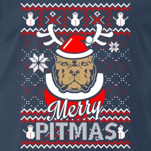 Pitmas - merry pitmas - Men's Premium T-Shirt