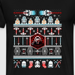 Star War Chirstmas - Men's Premium T-Shirt