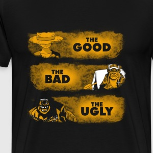 One piece – The good, The bad, The ugly - Men's Premium T-Shirt