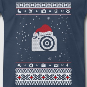 Christmas Photographer - Men's Premium T-Shirt