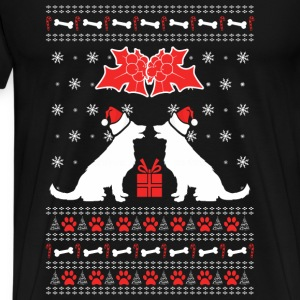 Dog Christmas - Dogs Lover - Men's Premium T-Shirt