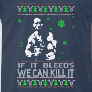 Predator – If it bleeds we can kill it - Men's Premium T-Shirt