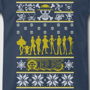 One Piece Christmas - Men's Premium T-Shirt