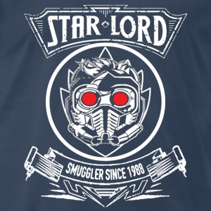 Peter Quill – Star Lord – Smuggler since 1988 - Men's Premium T-Shirt