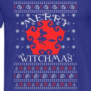 Merry Witchmas - Men's Premium T-Shirt