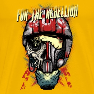 For the rebellion - Men's Premium T-Shirt