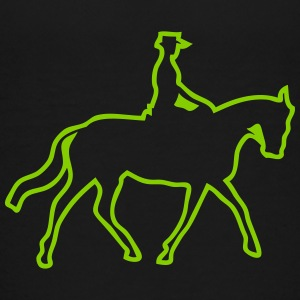 trail riding sports Kids' Shirts - Kids' Premium T-Shirt