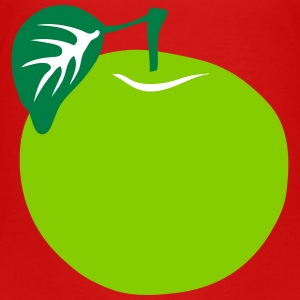 611 apple fruit Kids' Shirts - Kids' Premium T-Shirt