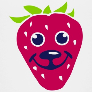 strawberry fruit 611 Kids' Shirts - Kids' Premium T-Shirt