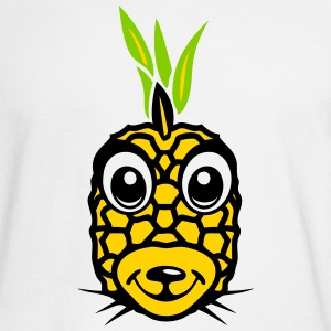 pineapple fruit 611 Long Sleeve Shirts - Men's Long Sleeve T-Shirt