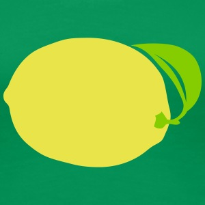 lemon fruit 611 T-Shirts - Women's Premium T-Shirt