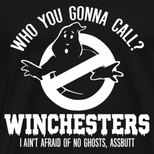 Ghostuster - Who you gonna call? - Men's Premium T-Shirt