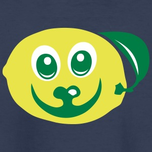 fruit lemon 611 Kids' Shirts - Kids' Premium T-Shirt