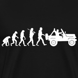 Jeep evolution - Men's Premium T-Shirt