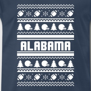 Alabama Christmas sweater - Men's Premium T-Shirt