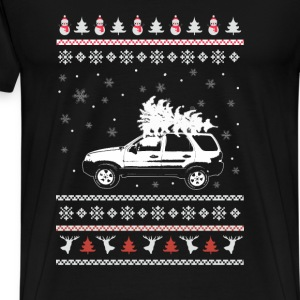 Ford lovers - Merry Christmas - Men's Premium T-Shirt