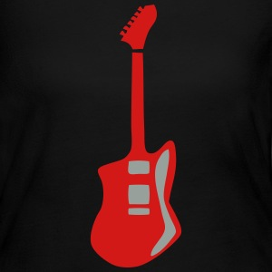 electric guitar 1 Long Sleeve Shirts - Women's Long Sleeve Jersey T-Shirt