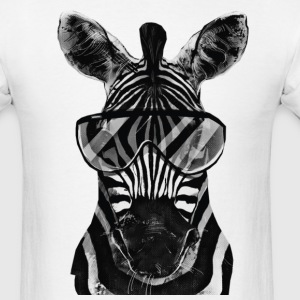 T-Shirt Zebra - Men's T-Shirt