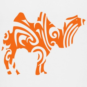 tribal camel wild animal designs Kids' Shirts - Kids' Premium T-Shirt