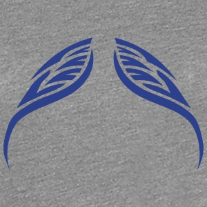 angel wing 0 T-Shirts - Women's Premium T-Shirt