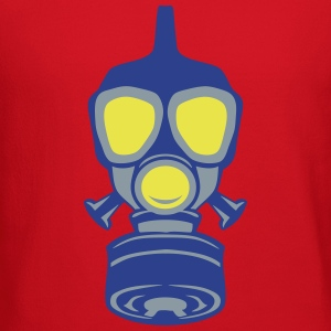 gas mask 22 Long Sleeve Shirts - Crewneck Sweatshirt