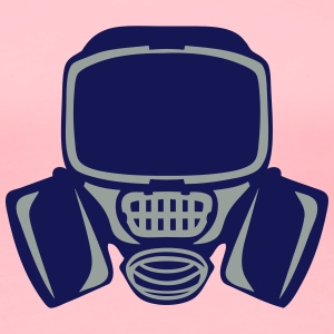 gas mask 2 T-Shirts - Women's Premium T-Shirt