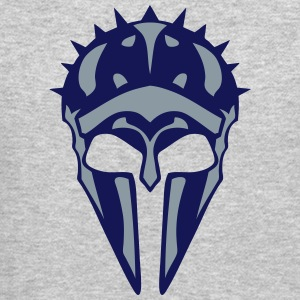 helmet medieval gladiator 6062 Long Sleeve Shirts - Crewneck Sweatshirt