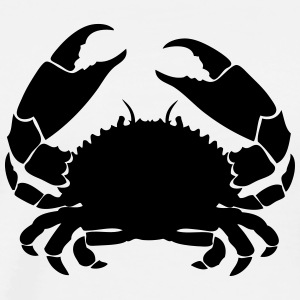 crab cancer 1 T-Shirts - Men's Premium T-Shirt