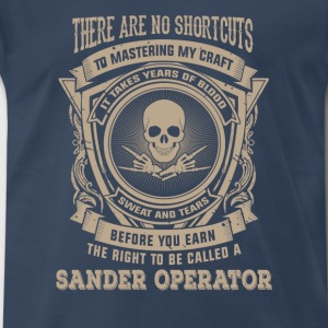 Sander operator-I own it forever the title t-shirt - Men's Premium T-Shirt