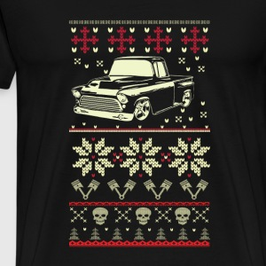 Truck-Awesome truck sweater for truck lovers - Men's Premium T-Shirt