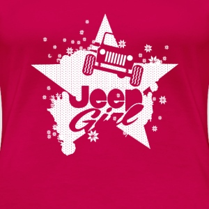 Jeep girl- Proud to be a jeep girl t-shirt - Women's Premium T-Shirt