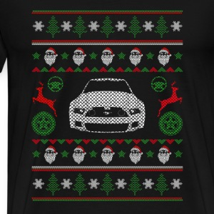 Car-Christmas sweater for Car lovers - Men's Premium T-Shirt