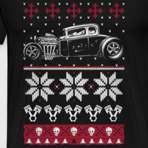 Car-Old classical car awesome sweater for fans - Men's Premium T-Shirt