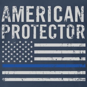 American protector-Flag t-shirt for american - Men's Premium T-Shirt