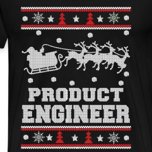 Product engineer-christmas sweater for supporter - Men's Premium T-Shirt