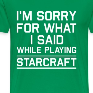 Starcraft  - Men's Premium T-Shirt