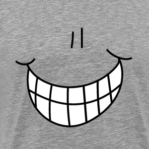 Cheesy Grin T-Shirts - Men's Premium T-Shirt