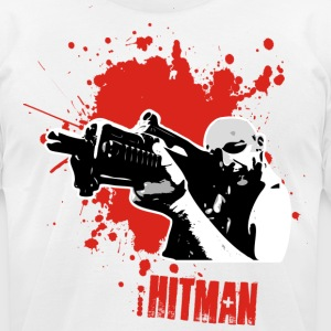 Hitman T-Shirts - Men's T-Shirt by American Apparel