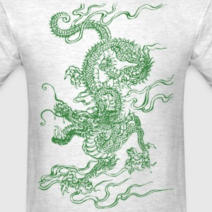 chinese dragon - Men's T-Shirt