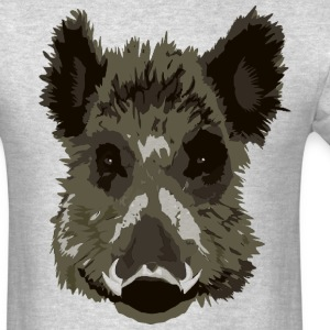 head animal - Men's T-Shirt