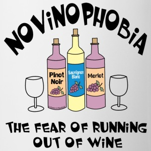 Novinophobia Bottles Mugs & Drinkware - Coffee/Tea Mug