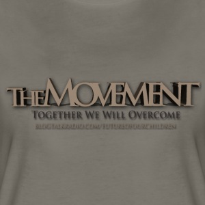 Together We Will Overcome T-Shirts - Women's Premium T-Shirt