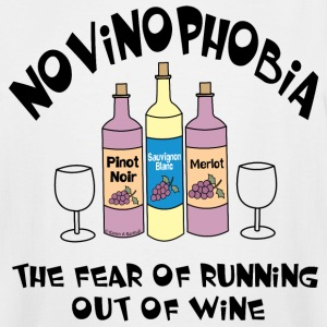 Novinophobia Bottles T-Shirts - Men's Tall T-Shirt