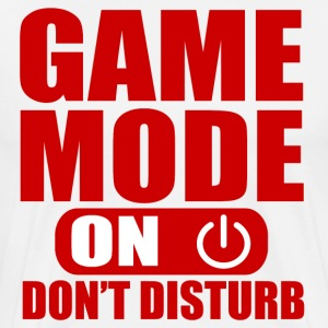 GAME MODE ON - Men's Premium T-Shirt