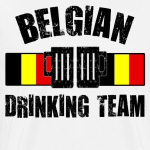 BELGIAN - Men's Premium T-Shirt